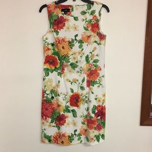 AGB floral dress